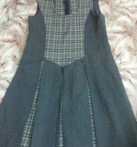 Школьный сарафан и юбка