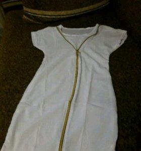 Летнее платье 42р.новое.