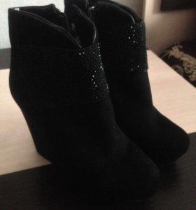 Ботинки зимние. Новые!
