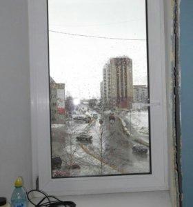 Мегион Окно с москитной сеткой