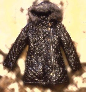 Куртка Зимняя ( рост 158)