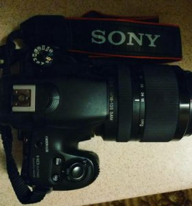 Фотоаппарат Sony a58