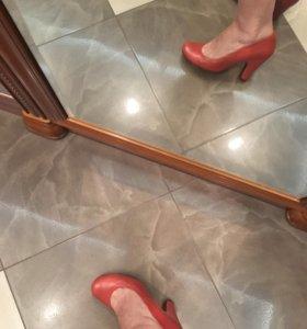 Туфли кожа Chie Mihara, Испания