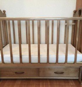 Детская кроватка Ведрусс Марьяна 3