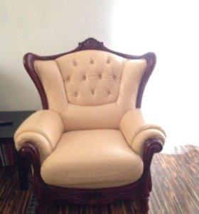 Кресло и диван