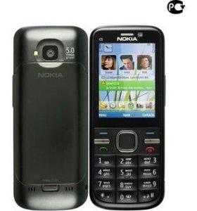 Nokia C5-00. 2