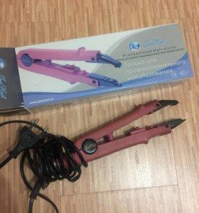 Щипцы для горячего наращивания волос