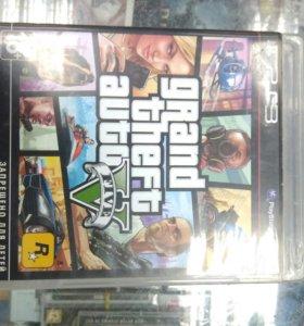 GTA V на PS 3