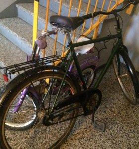 Продам велосипед покупали в Финляндий