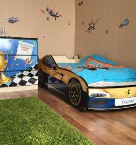 Комплект детской мебели для мальчика