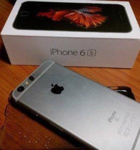 iPhone 6/64 gb. Silver