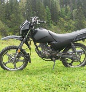Мотоцикл Irbis Intruder 150