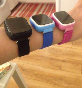 Детские (умные)часы SOS с gps