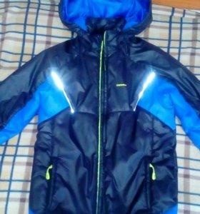 Куртка весенняя demix