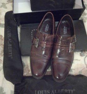 Срочно туфли муржские