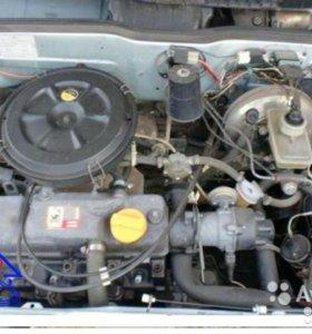 Двигатель 1,5 карб.