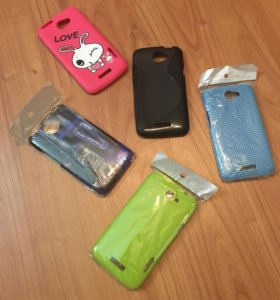 Чехлы HTC One X / Lg