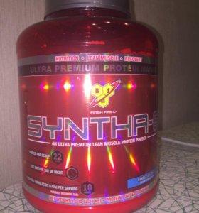 Гейнер , протеин syntha 6 не вскрытая