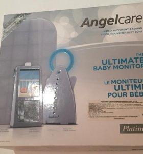 Видеоняня angelcare 1100 с монитором дыхания