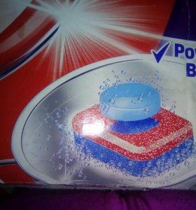 Таблетки Somat для посудомоечных машин