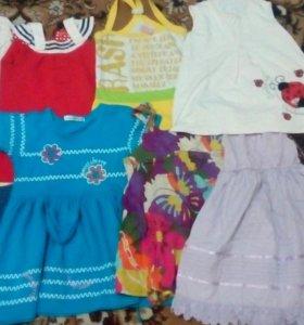 1.5-2.5 лет платья
