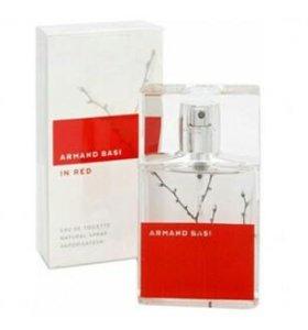 Версия аромата Armani Basi In Red