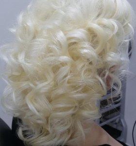 Причёска+макияж(с выездом )