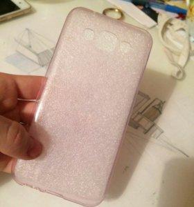 Чехол на телефон (Samsung e5)