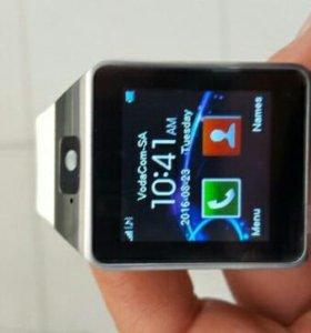Смарт часы-телефон новые разные