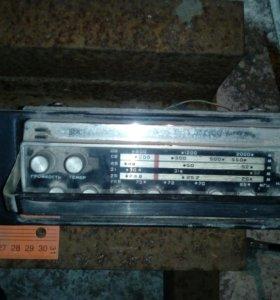 Раритетное автомобильное радио