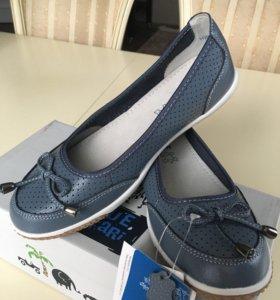 НОВЫЕ Туфли для девочки р.36