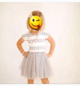 НОВОЕ платье для девочки 120