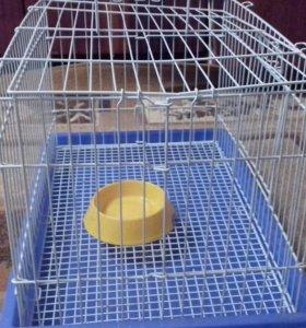 Клетка для грызуна (кролик, шиншилла)