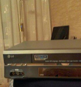 VHS проигрыватель