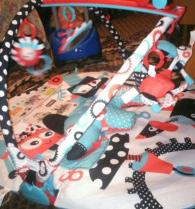 Детский развивающий коврик новый! возможно почтой