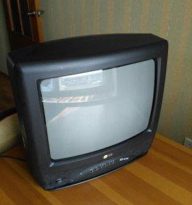 Телевизор LG диагональ 14 дюймов (36 см)