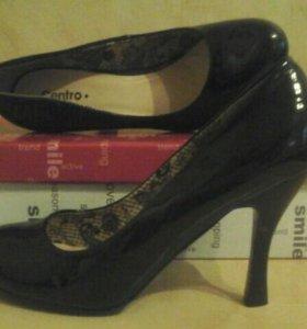 Туфли новые.