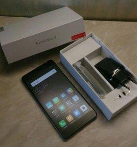 Телефон Xiaomi Redmi Note 4X