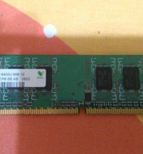 Память DDR 2