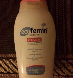 Экофемин Интимное мыло