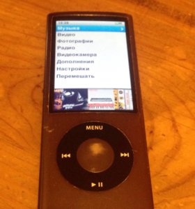 iPod nano (5th generation) 8Gb Apple аудио плеер