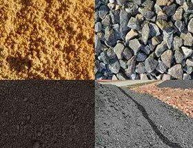 Песок, щебень, пгс, земля, глина,