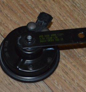 Звуковой сигнал (гудок) для Hyundai Solaris