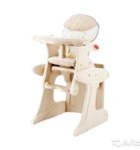 Раскладной детский стульчик-парта Jetem Magic нов.