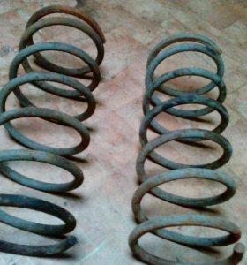 Передние пружины ВАЗ 2109-2115