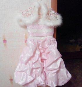 Платье на выпускной в дс