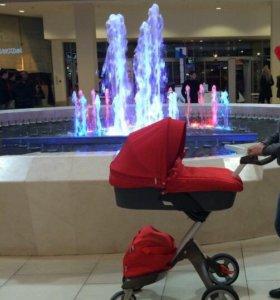 Детская коляска Stokke Dsland 2в 1
