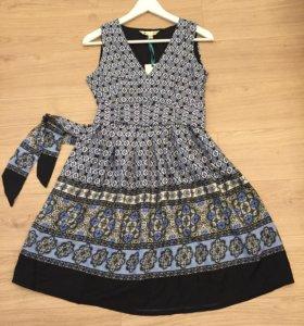 Новое платье boho
