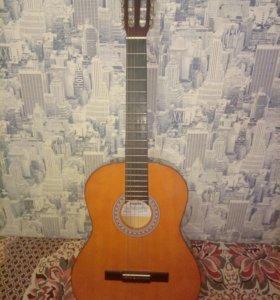 Гитара 🎸 чехол в подарок!