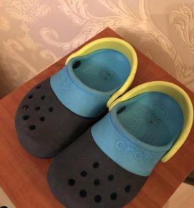 Crocs сабо С8